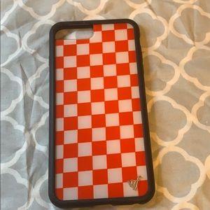 Wildflower iPhone 6s Plus case